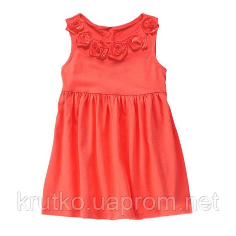 Платье для девочки Роза Jumping Beans, фото 2