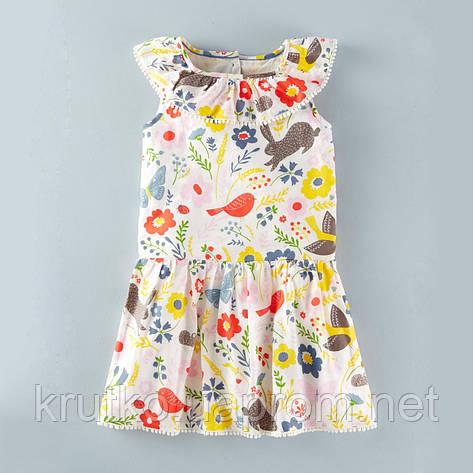 Платье для девочки Птичка Jumping Beans, фото 2