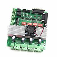 Контроллер шаговых двигателей 4-х осевой TB6600