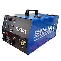 Cварочный инверторный полуавтомат SSVA-180-PТ плюс аргон, фото 1