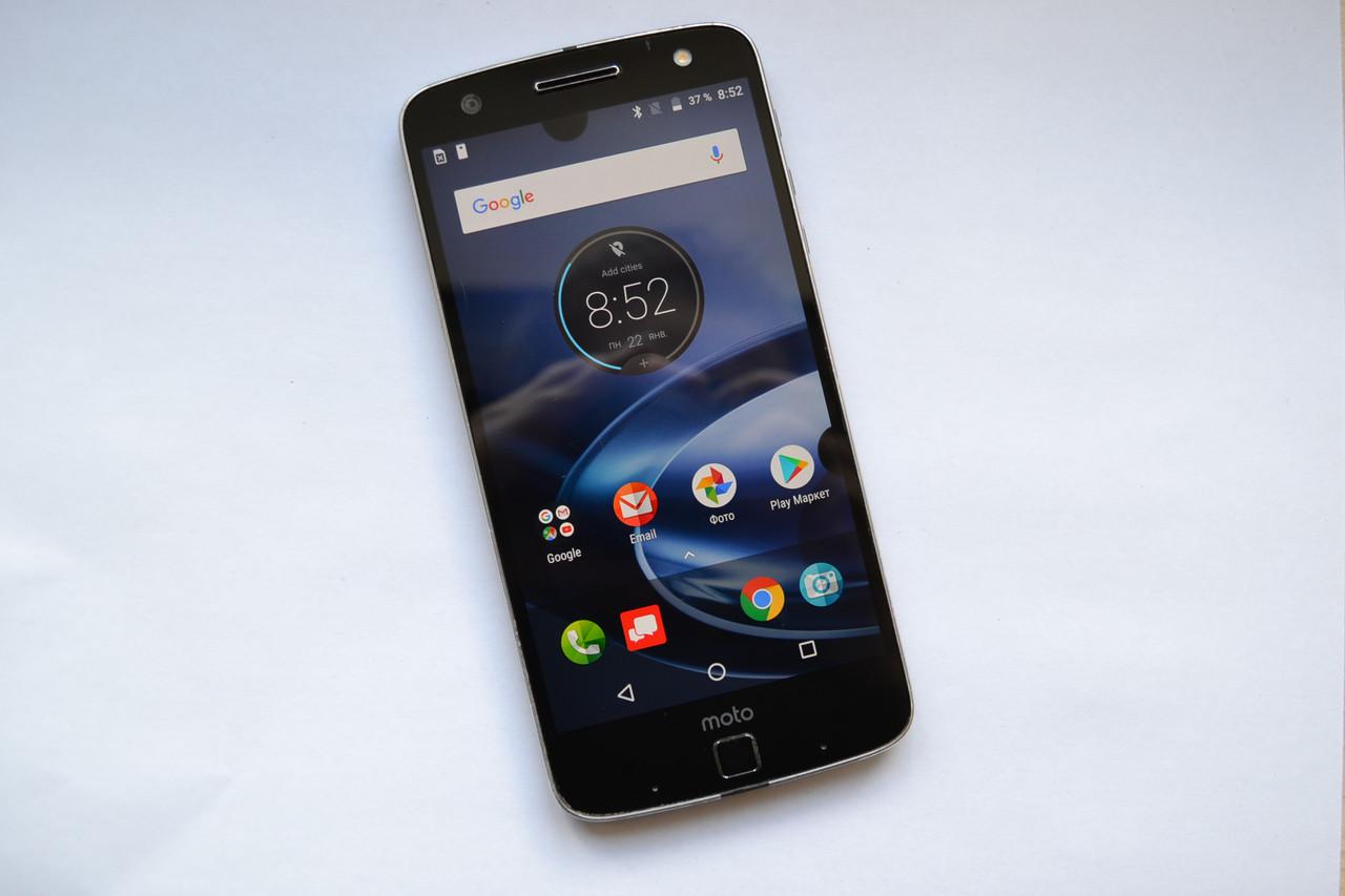 Motorola Moto Z Force Droid XT1650-02 - 32Gb, 4Gb RAM, 21MP Оригинал!