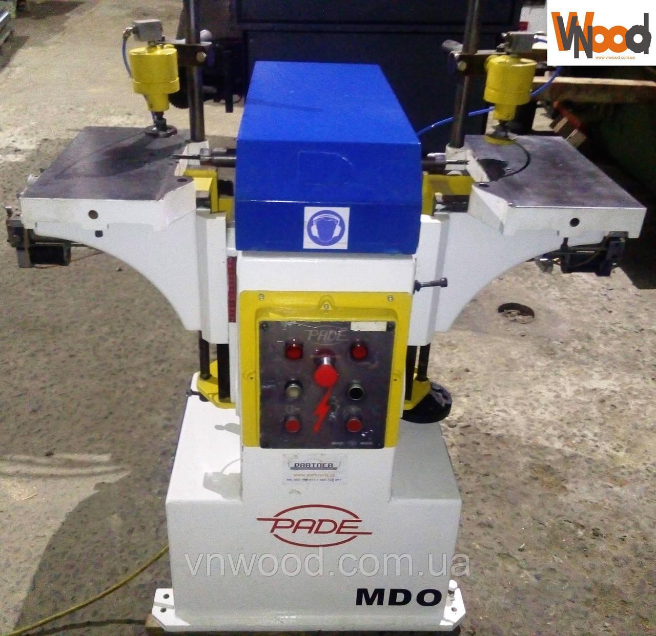 Автоматичний свердлильно - пазовальный верстат PADE MDO
