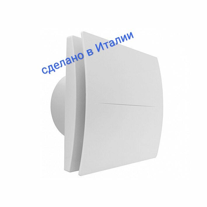 Вытяжной вентилятор QD150bb Aerauliqa для санузла, туалета, ванной, кухни до 10 м2