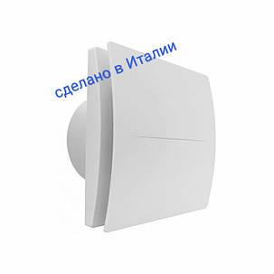 Вытяжной вентилятор QD100bb Aerauliqa для санузла, туалета, ванной до 5 м2, фото 2