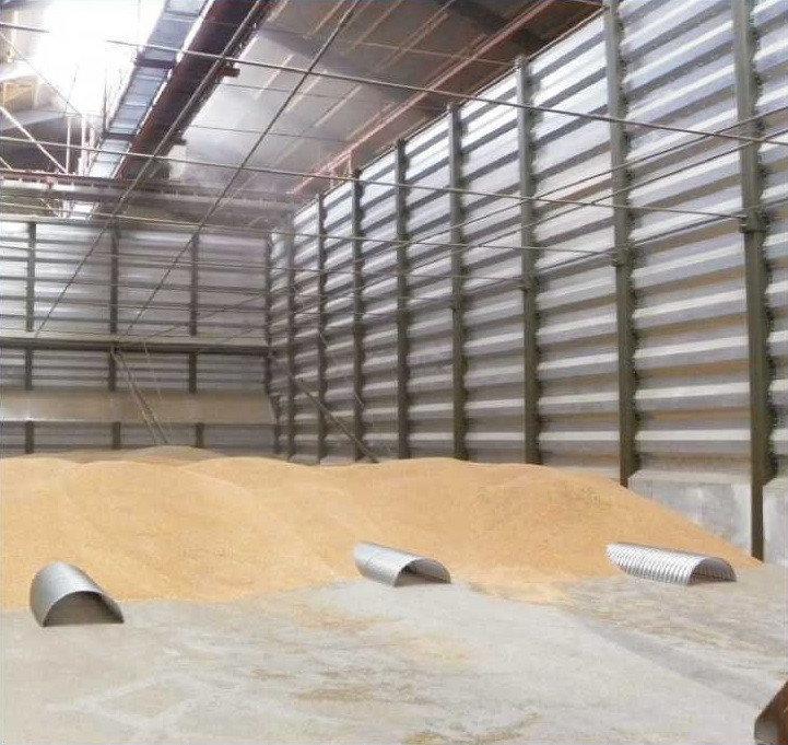 Вентиляция зерна: суть вопроса