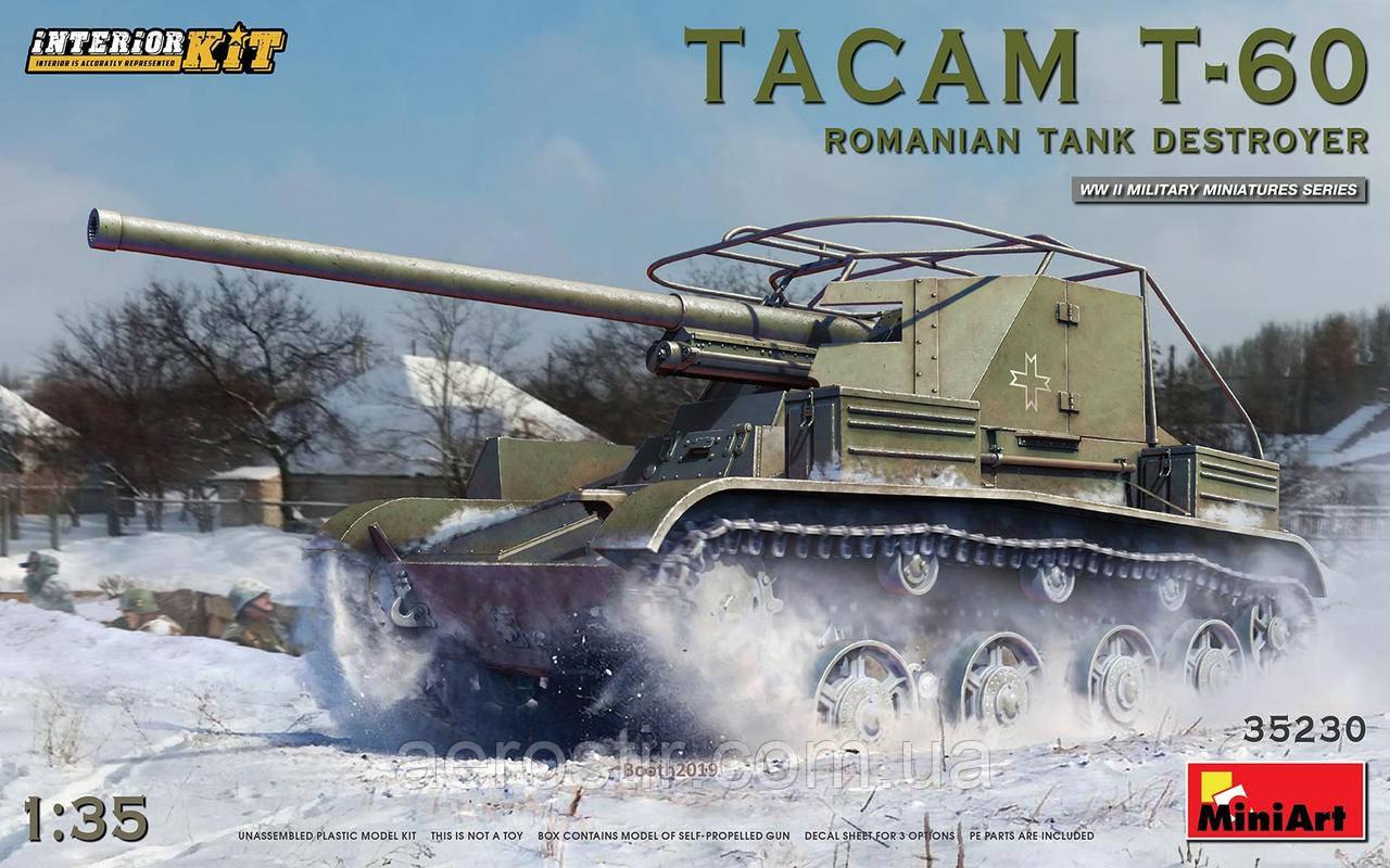 TACAM T-60  1/35 MiniART 35230