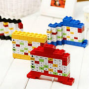 Вічний Календар LEGO Red (123800)