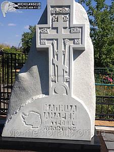 Крест на могилу Кр-74