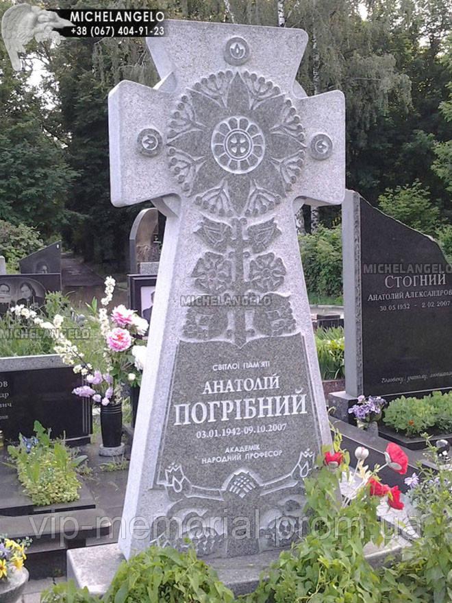 Крест на могилу Кр-76