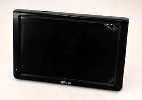 """Автомобильный телевизор с T2 Eplutus EP-124T (12,1"""")"""