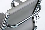 Кресло Solano (Солано) office artleather grey (E5883) серый, Special4You (Бесплатная доставка), фото 8