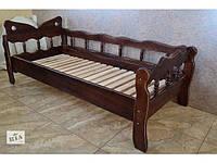 """Кровать """"Бабочка"""" (ясень, дуб), фото 1"""