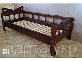 """Кровать """"Бабочка"""" (ясень)"""