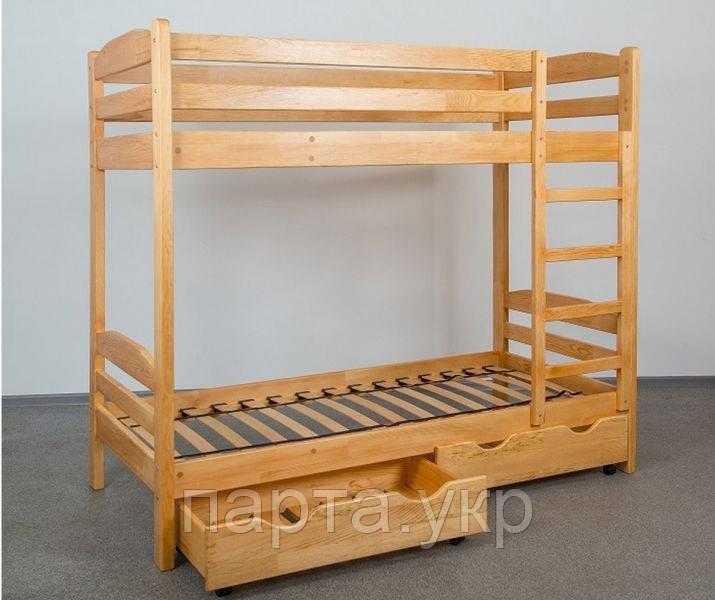 """Кровать двухъярусная """"Дрімота"""""""