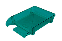 Лоток горизонтальный Арника пластиковый салатовый