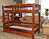 Кровать двухъярусная детская Фрегат (в тоне махонь)