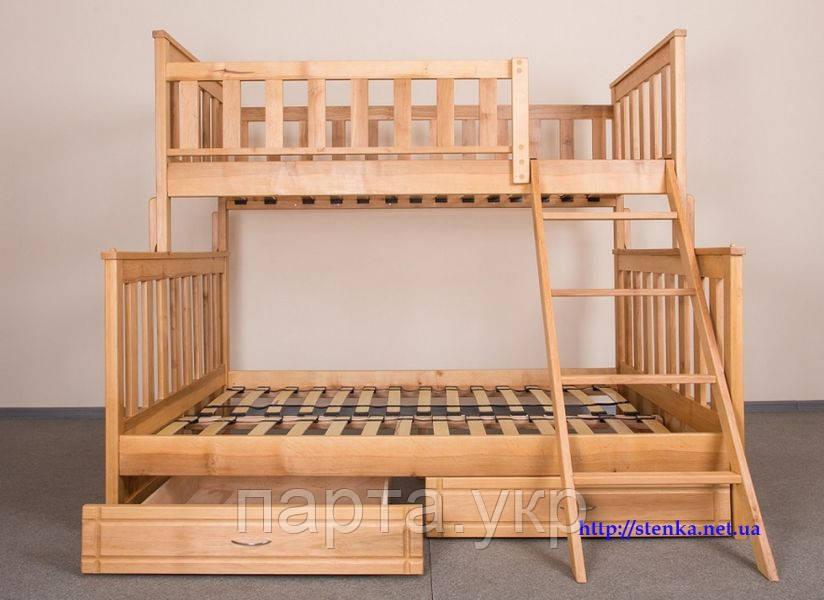 """Кровать   трехместная  """" Ольха"""""""