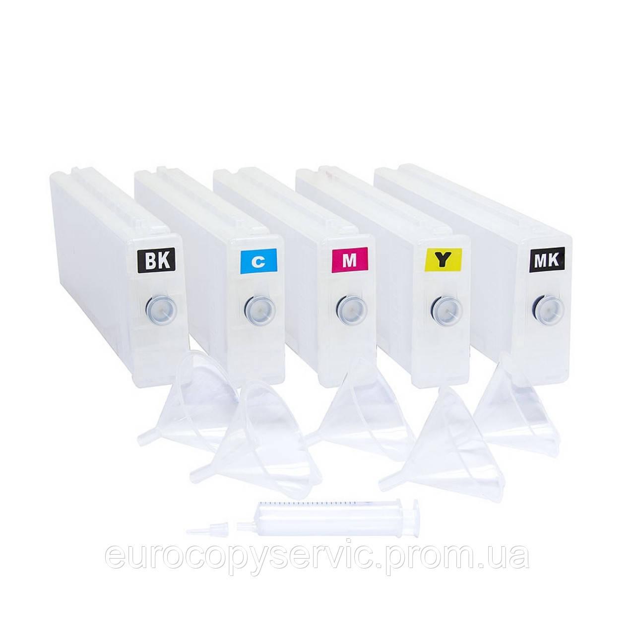 Набір перезаправних картриджів WWM для Epson SureColor SC-T3000 / 5000/7000 (RC.T694)