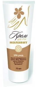Малавит крем для рук СПА уход 75мл