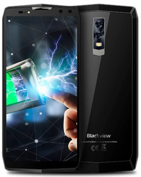 Смартфон Blackview P10000 Pro 4/64Gb Mirror Gray Гарантия 3 месяца / 12 месяцев