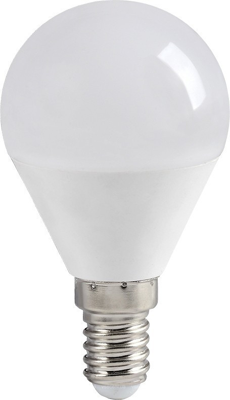 Светодиодная лампа шар 6W 6400K E14 Elite-6 Horoz Electric