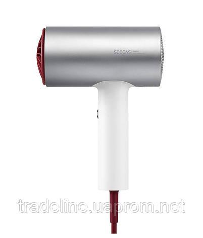 Фен SOOCAS Hair Dryer H3 Silver, фото 2