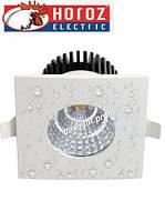 Светодиодный встраиваемый светильник 6W 4200К IP65 Jessica Horoz Electric, фото 1