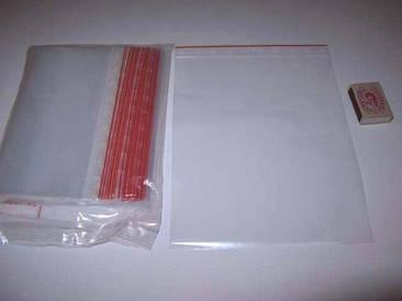 Пакет с замком Zip-lock 18х25(100шт) (1 пач)