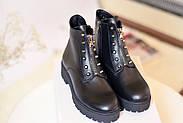 Кожаные ботинки гранж Destra, фото 3