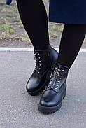 Кожаные ботинки гранж Destra, фото 10