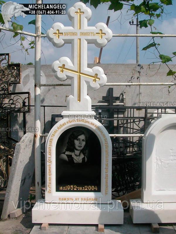 Крест на могилу Кр-82