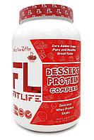 FitLife Dessert Protein Complex 1100 g Strawberry