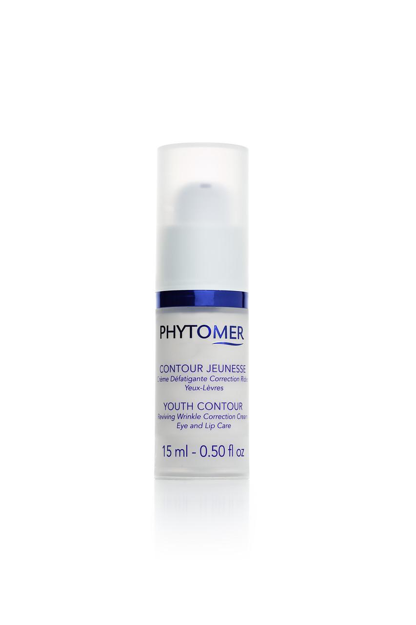 Восстанавливающий крем против морщин для глаз и губ Phytomer Youth Contour Reviving Wrinkle Correction Cream E