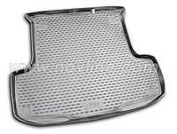 Коврик в багажник CHEVROLET Tracker c 2013- , цвет:черный ,производитель NovLine