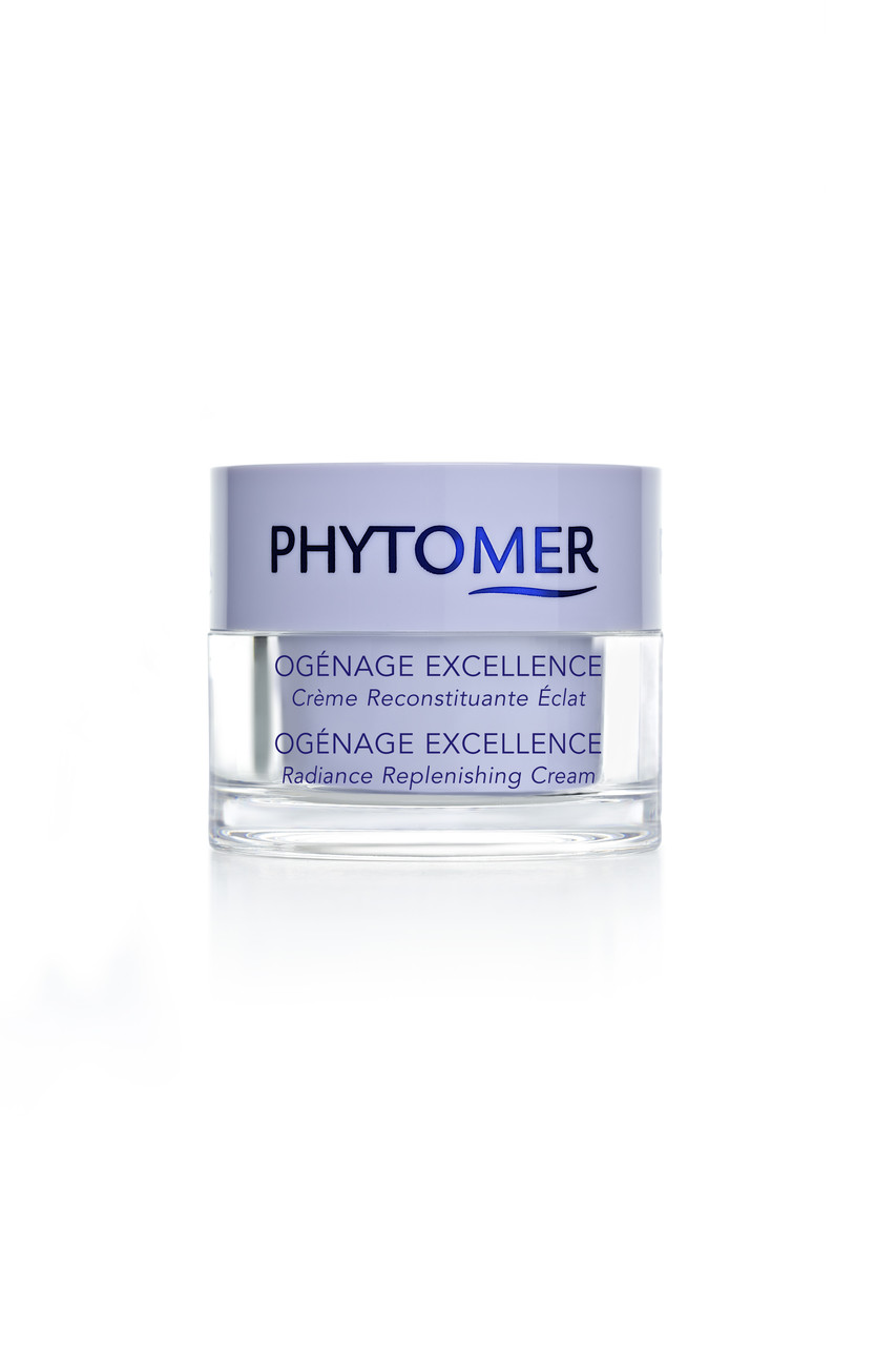 Крем с морским кальцием Phytomer OgenAge Excellence Radiance Replenishing Cream