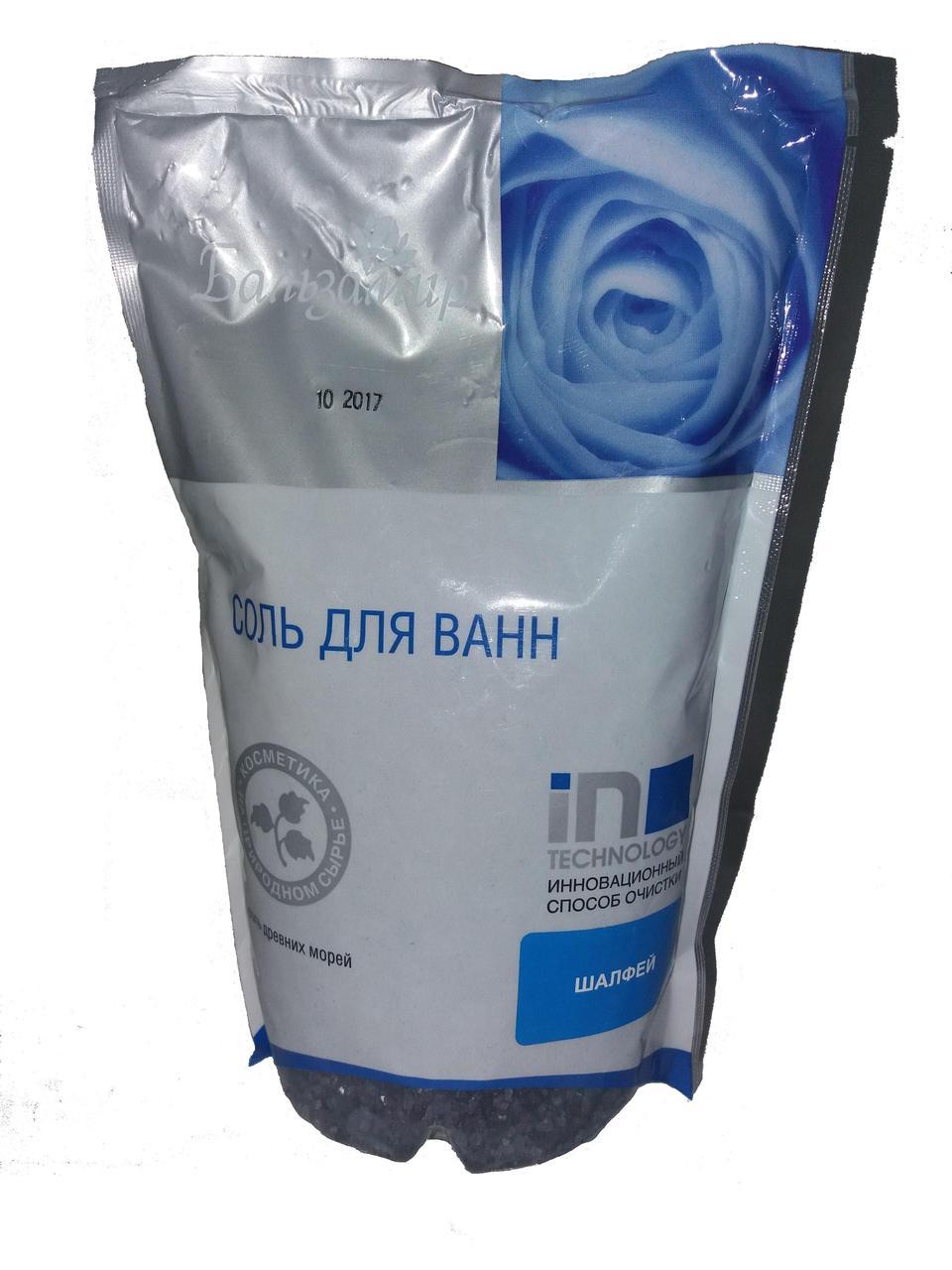 Бальзамир Соль для ванн Шалфей 1000г