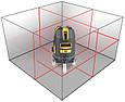 Лазерный построитель плоскостей Nivel System CL4, фото 2