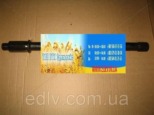 Вал моста среднего КАМАЗ задний (пр-во КамАЗ)5320-2502201