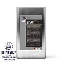 SmartOpen CLEAN EXCESS 07 Делікатний очищувач бітуму і смоли (5л)