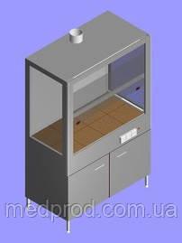 Шкаф вытяжной  для работы с агрессивными средами ШВ-1
