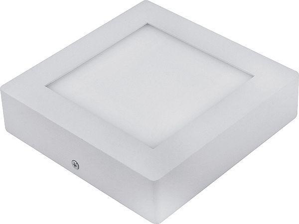 Світлодіодна накладна панель 12W квадрат Arina -12 Horoz Electric HL 641L