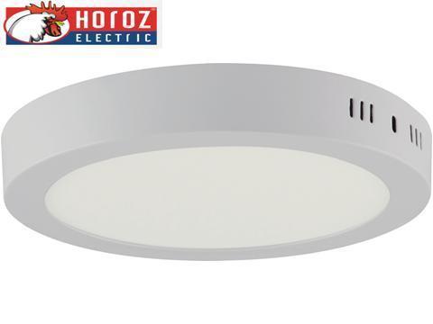 Светодиодная накладная панель круг 18W Caroline -18 Horoz Electric