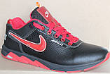 Кроссовки мужские кожаные от производителя модель ВА400, фото 2