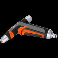 Металлический пистолет-распылитель Premium с регулируемым расходом GARDENA
