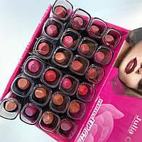 Помада для губ Julia JC-717 Lipstick #D 24шт