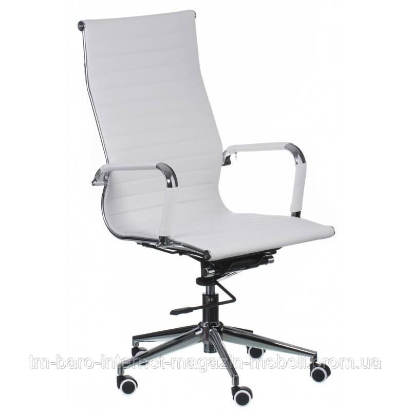 Кресло Solano (Солано) artleather white (E0529) белый, Special4You (Бесплатная доставка)