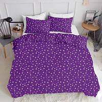 Комплект полуторного постельного белья STARSFALL VIOLET (хлопок, ранфорс), фото 1