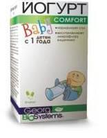 Йогурт ВABY Comfort капс № 30
