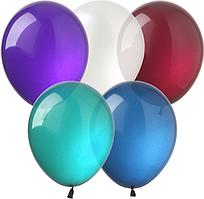 Латексные шары 12'' декоратор Kalisan Турция 29 ассорти (30 см), 100 шт