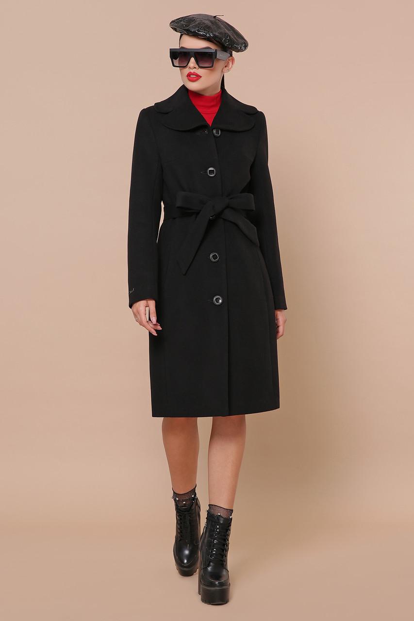 Молодіжне пальто демісезонне на пояску